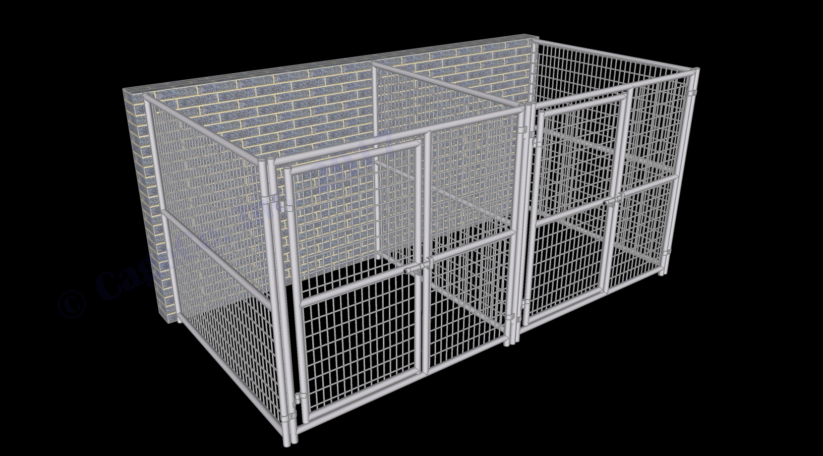 dog kennels dog crates dog kennel panels dog kennel. Black Bedroom Furniture Sets. Home Design Ideas